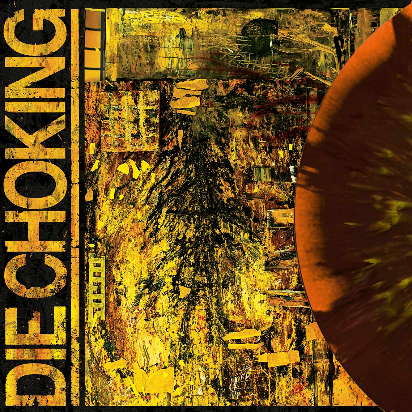 DIE CHOKING IV LP