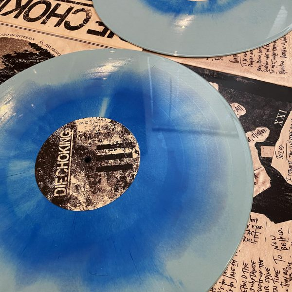 die choking III LP - HAZE Edition LP