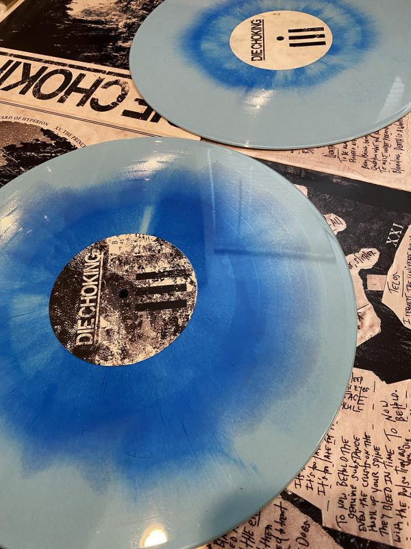 die choking III LP - HAZE Edition LP